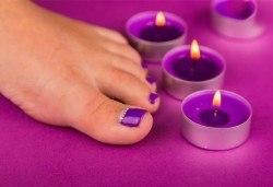 Класически или френски педикюр, парафинова терапия от ADIS Beauty & SPA