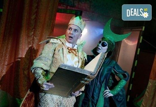 На театър с децата! Спящата красавица в Младежки театър на 23.04. събота, от 11 ч., билет за двама - Снимка 7