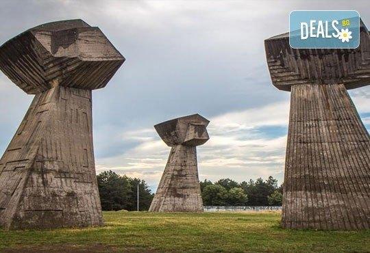 Еднодневна екскурзия до Пирот и Ниш в Сърбия през май или септември - транспорт и екскурзовод, от Дари Травел! - Снимка 1