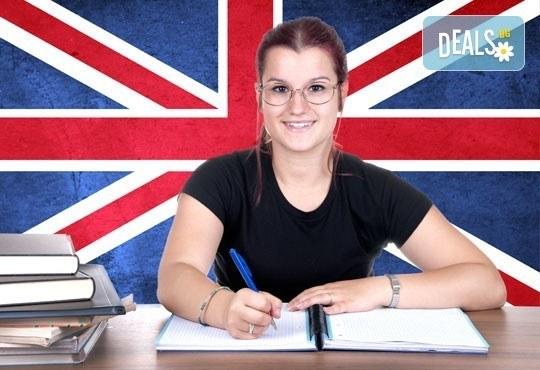 Индивидуално обучение по английски език на ниво по избор по Общата европейска езикова рамка с включени учебни материали от Школа БЕЛ - Снимка 1