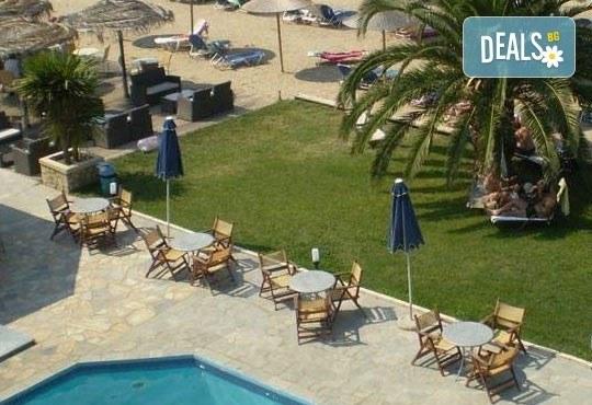 Почивка на остров Тасос, Гърция ! 4/5 нощувки, All Inclusive в Rachoni Hotel 3*, безплатно за дете до 2 г.! - Снимка 12