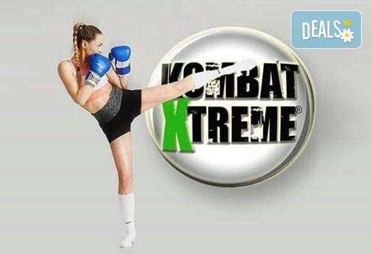 Супер яко преживяване - KombatXtreme! 2 посещения, в Танцов и спортен център DANCE CORNER до МОЛ България! - Снимка 1