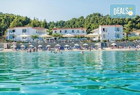 Почивка през май в Гърция! Почивка в Dolphin Beach Hotel 3*, Халкидики - 6 дни, 5 нощувки със закуски и вечери, транспорт, от Теско Груп! - Снимка 4