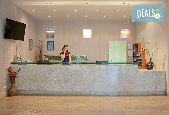 През май почивайте в Alexandra Beach Spa Resort 4* на o. Tасос, Гърция! 3/5 нощувки със закуски и вечери, безплатно за дете до 12.99г. - Снимка 17