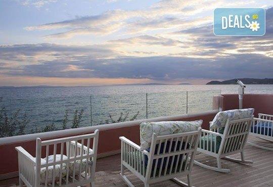 През май почивайте в Alexandra Beach Spa Resort 4* на o. Tасос, Гърция! 3/5 нощувки със закуски и вечери, безплатно за дете до 12.99г. - Снимка 15