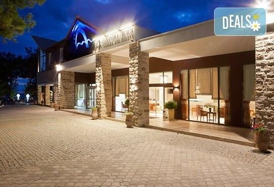 През май почивайте в Alexandra Beach Spa Resort 4* на o. Tасос, Гърция! 3/5 нощувки със закуски и вечери, безплатно за дете до 12.99г. - Снимка 16