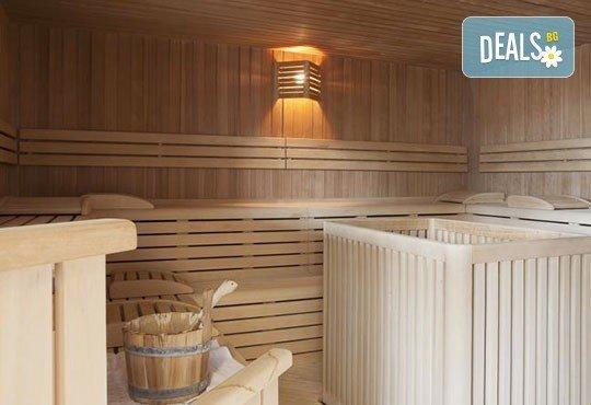 През май почивайте в Alexandra Beach Spa Resort 4* на o. Tасос, Гърция! 3/5 нощувки със закуски и вечери, безплатно за дете до 12.99г. - Снимка 21