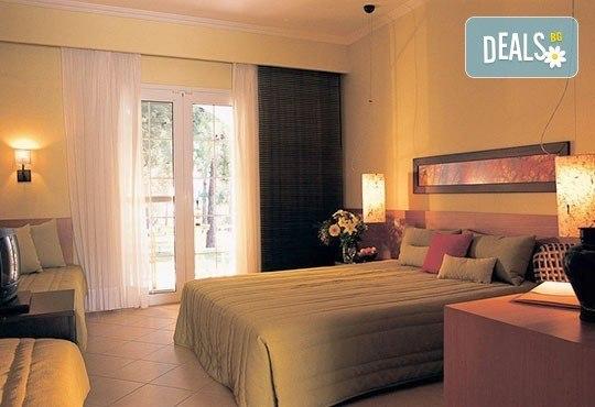 През май почивайте в Alexandra Beach Spa Resort 4* на o. Tасос, Гърция! 3/5 нощувки със закуски и вечери, безплатно за дете до 12.99г. - Снимка 6