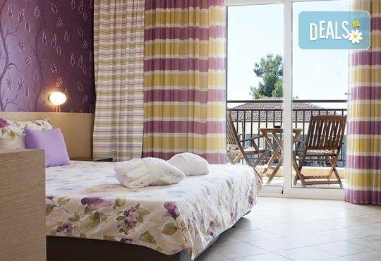 През май почивайте в Alexandra Beach Spa Resort 4* на o. Tасос, Гърция! 3/5 нощувки със закуски и вечери, безплатно за дете до 12.99г. - Снимка 4