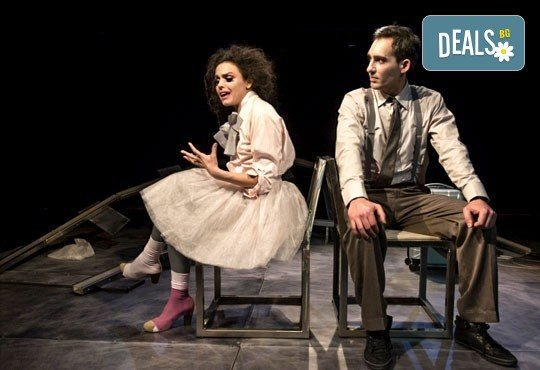 Каним ви на премиерата за сезона Апетит за череши на 08.05. неделя, от 19 ч, в Театър ''София'', камерна сцена, билет за един - Снимка 2