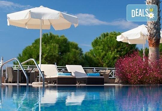 През май в Pomegranate & SPA Hotel 5*, Касандра, Гърция! 3 или 5 нощувки със закуски и вечери, безплатно за дете до 12г.! - Снимка 16