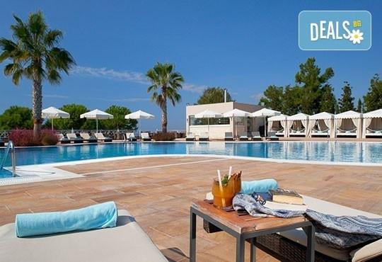 През май в Pomegranate & SPA Hotel 5*, Касандра, Гърция! 3 или 5 нощувки със закуски и вечери, безплатно за дете до 12г.! - Снимка 1