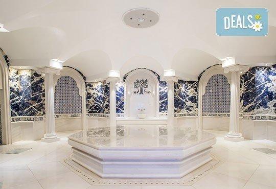 През май в Pomegranate & SPA Hotel 5*, Касандра, Гърция! 3 или 5 нощувки със закуски и вечери, безплатно за дете до 12г.! - Снимка 27