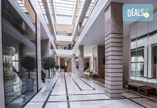 През май в Pomegranate & SPA Hotel 5*, Касандра, Гърция! 3 или 5 нощувки със закуски и вечери, безплатно за дете до 12г.! - Снимка 20