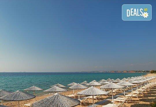 През май в Pomegranate & SPA Hotel 5*, Касандра, Гърция! 3 или 5 нощувки със закуски и вечери, безплатно за дете до 12г.! - Снимка 33