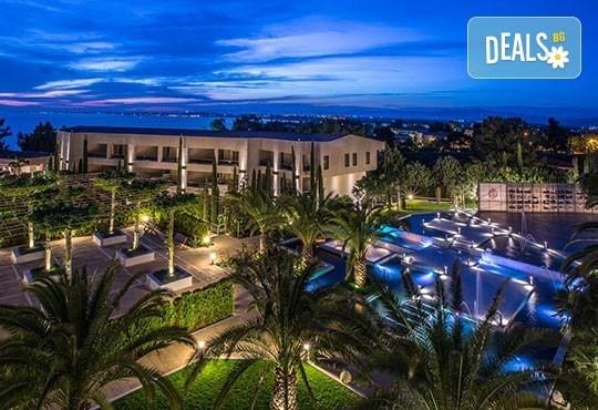 През май в Pomegranate & SPA Hotel 5*, Касандра, Гърция! 3 или 5 нощувки със закуски и вечери, безплатно за дете до 12г.! - Снимка 2