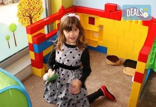 Клубна карта за 10, 20 или 50 часа грижа за Вашето дете от Wiki Kids' House: игри, танци, творчески занимания и други - Снимка 1