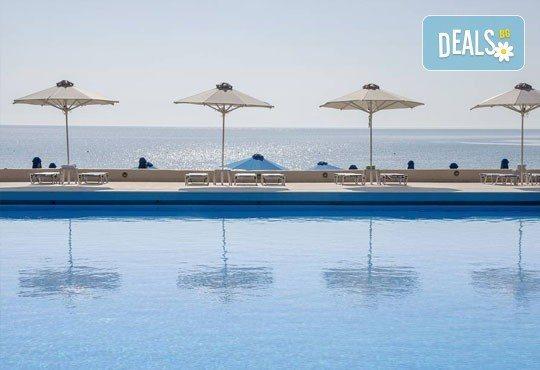 Почивка на остров Тасос, Гърция ! 5 нощувки със закуски и вечери в Makryammos Bungalows 4*, безплатно за дете до 12 г.! - Снимка 10
