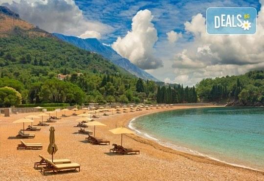 Почивка през май или юни в Будва, Черна гора! 5 нощувки със закуски и вечери в хотел 3*, транспорт и всички пътни такси! - Снимка 1