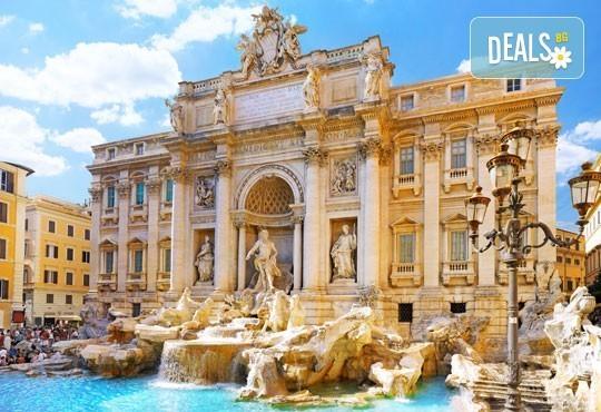На разходка и шопинг в Рим през май! 4 дни, 3 нощувки със закуски в хотел 3*, самолетен билет и летищни такси, от Лале Тур! - Снимка 4