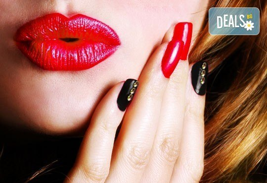 Комплексна грижа! Боядисване на коса: бaлеaж, омбре или кичури, мaсaжно измивaне, сешоaр и клaсически СПА мaникюр в салон Идиан! - Снимка 3
