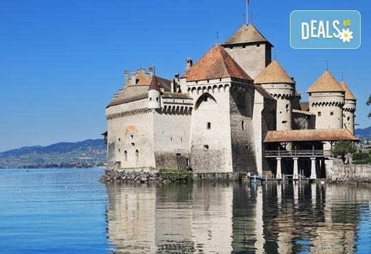 До Швейцария със самолет: Страсбург, Лозана, Женева, Цюрих в 5 дни, 4 нощувки със закуски от София Тур! - Снимка 4
