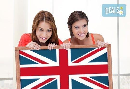 Полуиндивидуално обучение по английски език на ниво по избор по Общата европейска езикова рамка с включени учебни материали от Школа БЕЛ - Снимка 1
