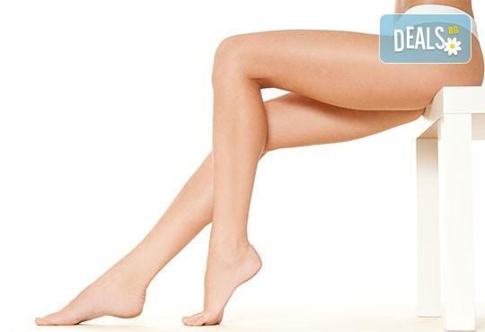 За изваяно и красиво тяло! 1 или 10 процедури антицелулитен масаж с италиански продукти от Royal Beauty Center! - Снимка 2