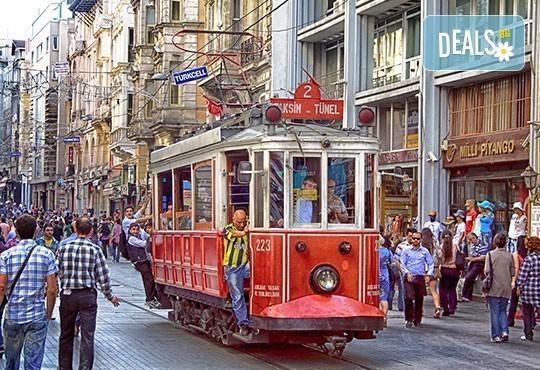 Уикенд в Истанбул през май или юни с Дениз Травел! 3 дни, 2 нощувки със закуски, транспорт и посещение на Мол Оливиум и Одрин! - Снимка 1
