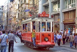 Уикенд в Истанбул през май или юни с Дениз Травел! 3 дни, 2 нощувки със закуски, транспорт и посещение на Мол Оливиум и Одрин! - Снимка