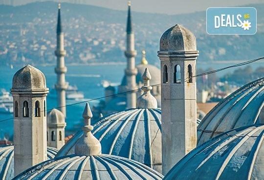 Уикенд в Истанбул през май или юни с Дениз Травел! 3 дни, 2 нощувки със закуски, транспорт и посещение на Мол Оливиум и Одрин! - Снимка 7