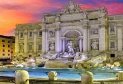 През юли в Рим, Италия: 3 нощувки със закуски, транспорт