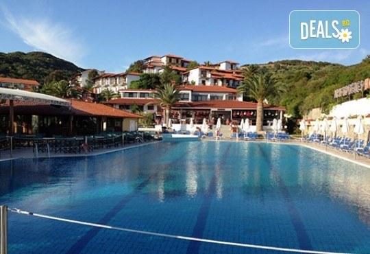 Гореща лятна почивка в Aristoteles Holiday Resort & Spa 4*, Халкидики - 3/4/5 нощувки със закуски и вечери, безплатно за дете до 11.99г. - Снимка 14