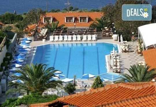 Гореща лятна почивка в Aristoteles Holiday Resort & Spa 4*, Халкидики - 3/4/5 нощувки със закуски и вечери, безплатно за дете до 11.99г. - Снимка 5
