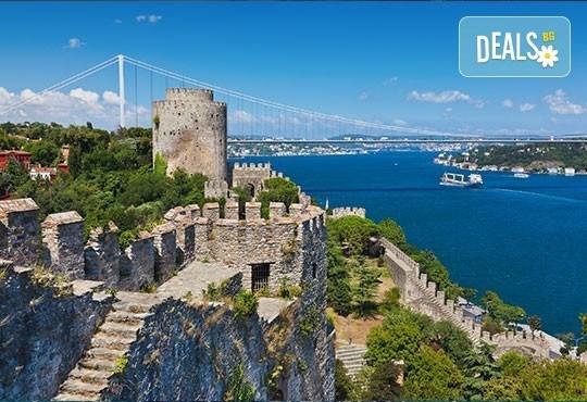 Екскурзия до Истанбул през май и юни! 3 нощувки със закуски, транспорт и посещение на МОЛ Оливиум! - Снимка 1