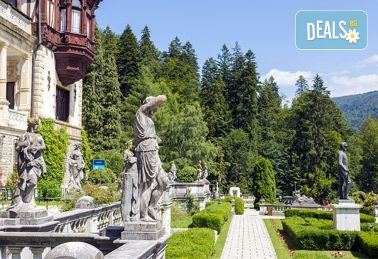 Еднодневна екскурзия през юли до Синая и замъка на Дракула в Бран, Румъния! Транспорт от Русе и екскурзовод от Александра Травел! - Снимка 2