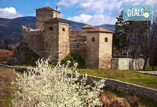 Еднодневна екскурзия до Пирот и Ниш през май или юни! Туристическа програма, транспорт и водач от Глобус Турс! - Снимка 1
