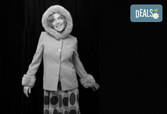 Очарователна комедия с Асен Блатечки и Койна Русева - Вик за любов на 16.05, от 19 ч, в театър Сълза и смях, 1 билет - Снимка 6