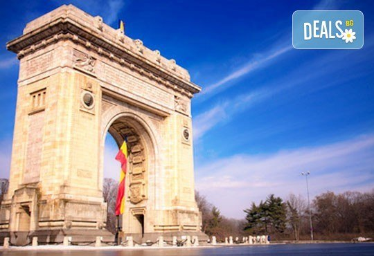 Екскурзия през април или юли до Синая и Букурещ, Румъния! 2 нощувки със закуски, транспорт от София, Плевен или Русе и екскурзовод! - Снимка 9