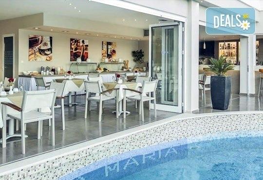 Лятна ваканция в Hotel Anna 3* на Халкидики, Гърция! 3/4/5 нощувки със закуски и вечери, безплатно за дете до 1.99г. - Снимка 7