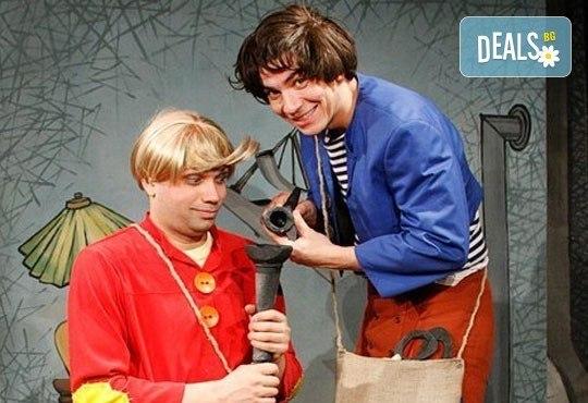 Приказки за малки и големи! Гледайте Макс и Мориц в Театър ''Възраждане'' на 23.04 от 12:30 ч, билет за един! - Снимка 3