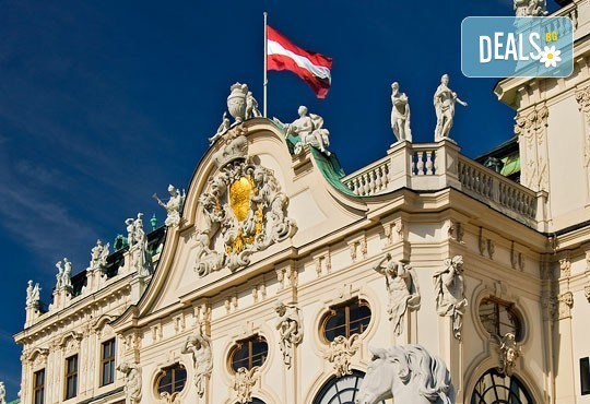 Екскурзия до аристократичните европейски столици - Будапеща и Виена: 5 дни, 3 нощувки със закуски, транспорт и екскурзовод - Снимка 1