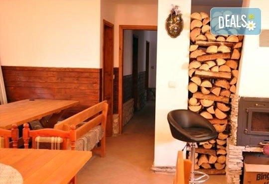 Почивка през май или юни в къща за гости Карпе Дием, с. Баня, Разлог: 1 нощувка със закуска или закуска и вечеря от Еврохолидейс! - Снимка 7