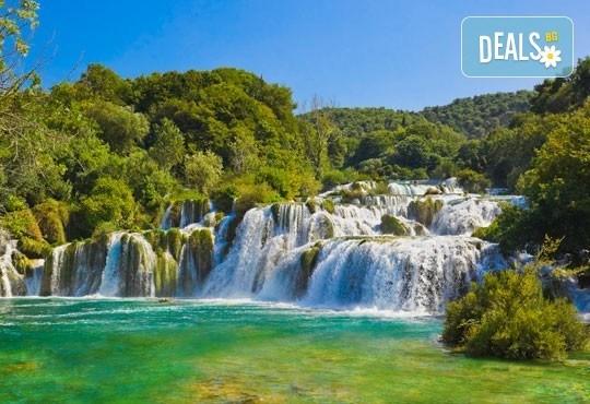 Открийте очарованието на Плитвичките езера, Хърватия, през май! 3 нощувки със закуски в хотел 3*, транспорт и екскурзовод от Амадеус 7! - Снимка 1