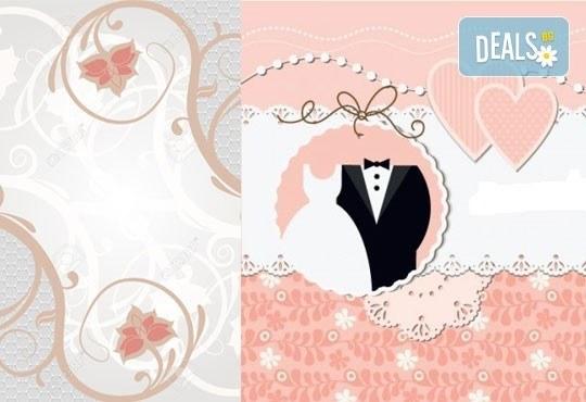 Направете празника си специален! Индивидуален дизайн, ръчна изработка и надписване на покани от Magic Print - Снимка 16