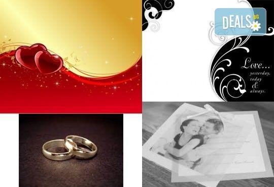 Направете празника си специален! Индивидуален дизайн, ръчна изработка и надписване на покани от Magic Print - Снимка 17
