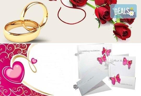 Направете празника си специален! Индивидуален дизайн, ръчна изработка и надписване на покани от Magic Print - Снимка 8