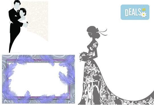 Направете празника си специален! Индивидуален дизайн, ръчна изработка и надписване на покани от Magic Print - Снимка 13