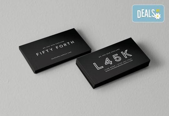 Дизайн на фирмена идентичност: фирмено лого, визитни картички, клубни клиентски карти от Magic Print! - Снимка 5