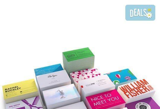 Дизайн на фирмена идентичност: фирмено лого, визитни картички, клубни клиентски карти от Magic Print! - Снимка 6